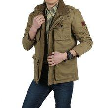 Men's spring and autumn outdoor jacket coat men's senlinjeep plus size coat jacket 6XL/7XL/8XL