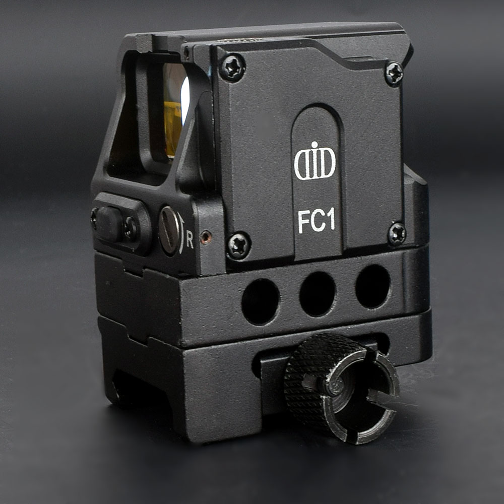 Image 3 - DI Optical FC1 Red Dot Sight Reflex Sight Holographic Sight for 20mm Rail (Black)-in Riflescopes from Sports & Entertainment