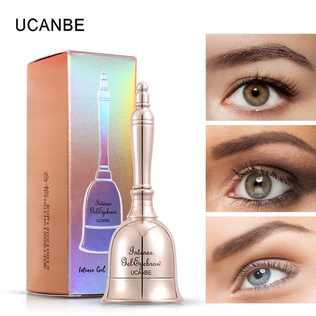 Ucanbe Brand Bell Cream Eyebrow Filler 3 Color Natural Eye Makeup