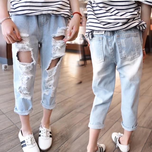 Aliexpress.com : Buy Winter Girl Pants 2017 Girls Jeans