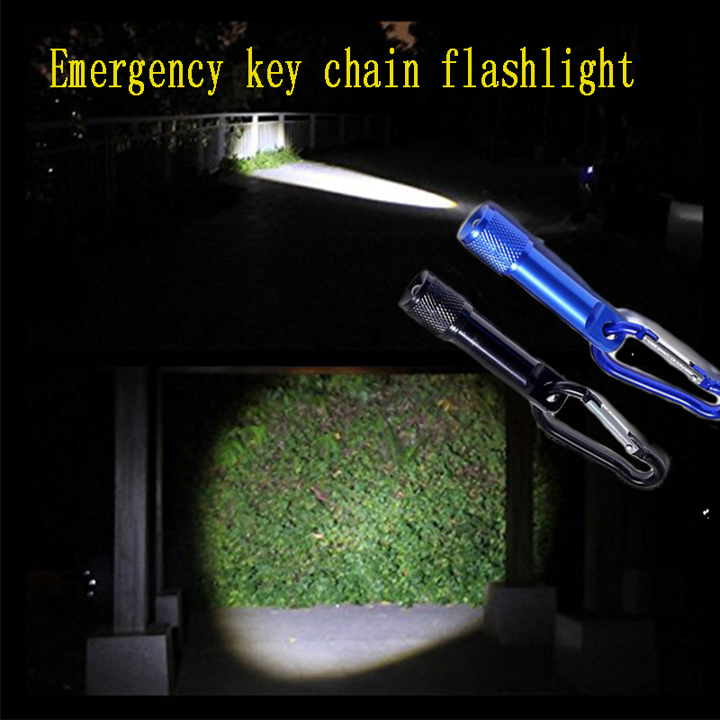 Car <font><b>Keychain</b></font> Multi-function Auto Key Ring With LED Lamp For Opel Astra J G H Insignia Vectra <font><b>Peugeot</b></font> 307 206 308 407 207 <font><b>3008</b></font> image
