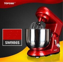 Professional Dough Mixer 1200W 220-240V Electric Flour Eggs Blender 7L Milkshake Beater Kitchen Food Mixer For Home
