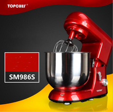 Professional Dough Mixer 1200W 220-240V Electric Flour Eggs Blender 7L Milkshake Beater Kitchen Food Mixer For Home