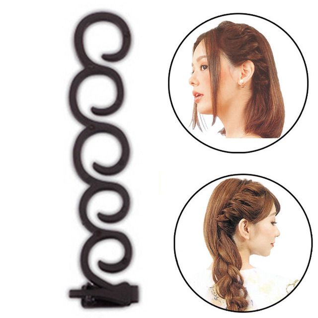 1 Set Braiding Hairdressing Tool