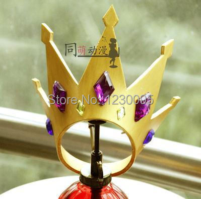 no game no life Sora cosplay wigs armlet crown cosplay