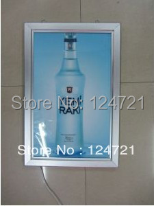 2014 New Inventions Clip Snap Open Slim Light Box Led люстра подвесная mantra bali 1211m