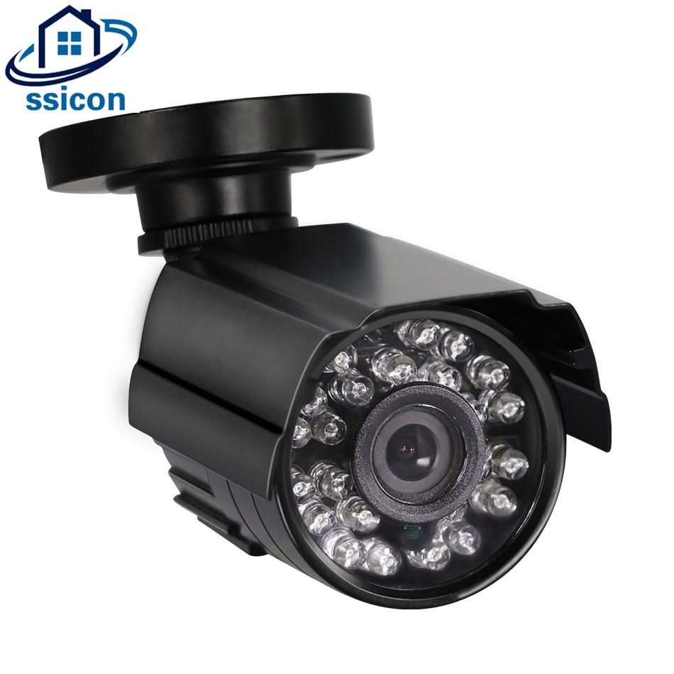 SSICON Black Metal Housing Sony 322 Sensor Waterprof Outdoor Security 1080P IP POE Camera sony cmt x3cd black микросистема