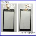 Новый оригинальный для Sony Xperia ZR M36h M36 C5502 C5503 сенсорный экран планшета сенсорная панель замена + логотип