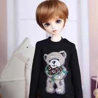 2019 New Arrival 1/4 BJD Boy Doll BJD/SD BORY Doll For Children Birthday Gift Include Eyes