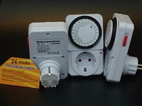 Genuine Jinke De Timer Switch Socket TW 260 Mechanical Reservation Intelligent Programmable Automatic Switch