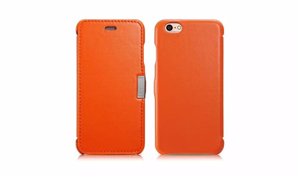 For iphone 6 6s plus flip case mobile phone leather case (8)