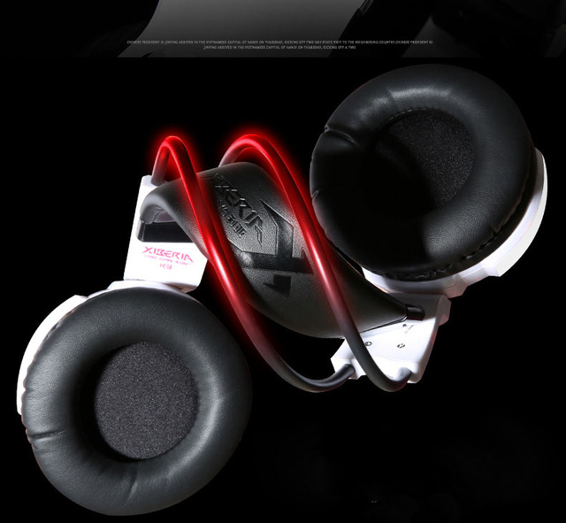 with Microphone Bass Stereo Laptop Computer Brand Gaming Headphone 7.1 Sound Vibration Over-ear Headset  Earphone USB