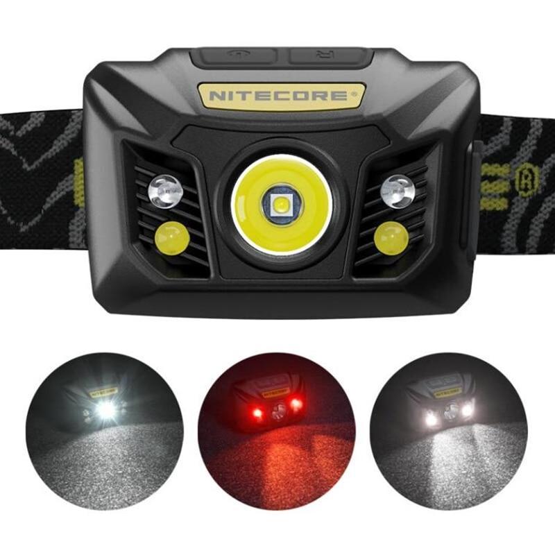 Rechargeable LED Phare NITECORE NU30 CREE XP-G2 S3 max. 400 LM 5 modes étanche avec Built-In 1800 mAh Li-ion batterie