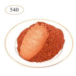 Тип 540 пигмент жемчужный порошок рождественские украшения для дома автомобильные покрытия искусство ремесла окраска для кожи, 50 грамм