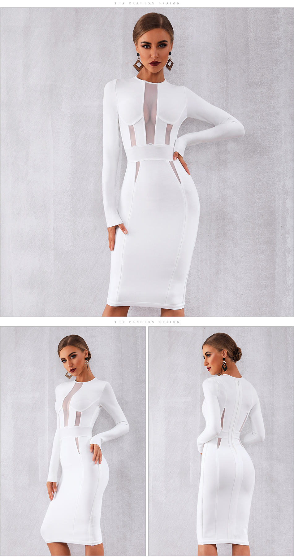 Elegant Dress 2019 Sexy 6