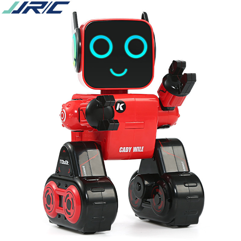 USB Charging Cady Wile Gesture Control Robot Toys Money Management Magic Sound Interaction RC Robot Christmas GiftUSB Charging Cady Wile Gesture Control Robot Toys Money Management Magic Sound Interaction RC Robot Christmas Gift