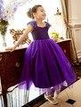 2016 новый ангел прекрасный свадебное платье девушки цветка высокое качество