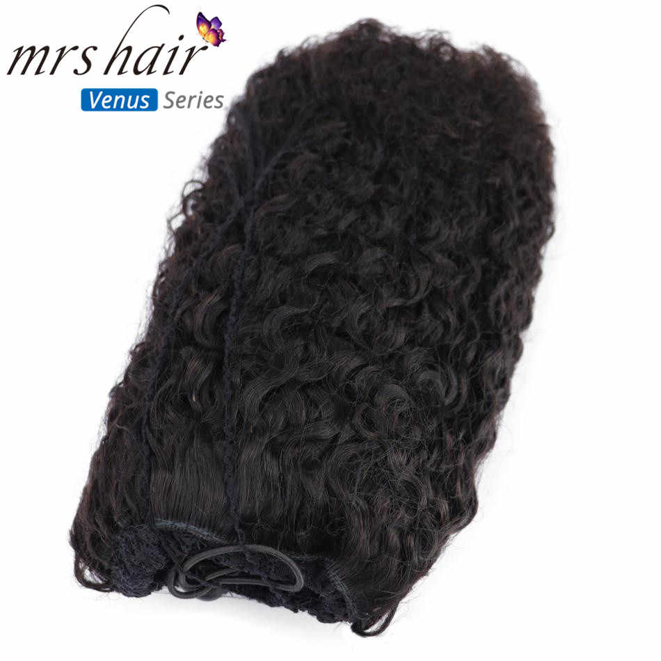 Африканский вихрь Хвосты человеческий волос девственница натуральный черный дама Реми бразильский зажим хвостик накладные пряди натуральные ВОЛОСЫ ХВОСТ вьющиеся заколке хвостики человеческих натуральных парик