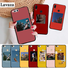 Lavaza Great art prints flowers Silicone Case for X