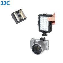 JJC Cold Shoe Mount Adapter Convert NEX's Smart Accessory Terminal to Universal Shoe for SONY NEX Digital Cameras