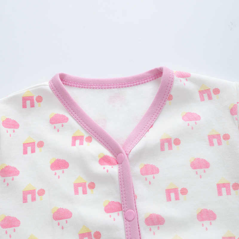 066957f9f18b Baby Clothers thin cotton embroider Clothing Rompers with long ...