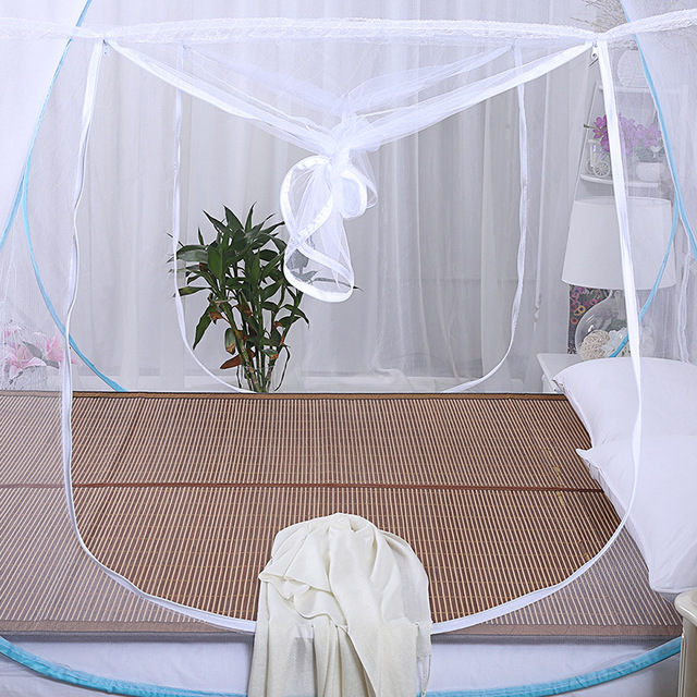 2016 Hot Sale Portable Mosquito Net Rio Olympics for Athletes Dedicated Bunk Bed Mosquito Net Mesh
