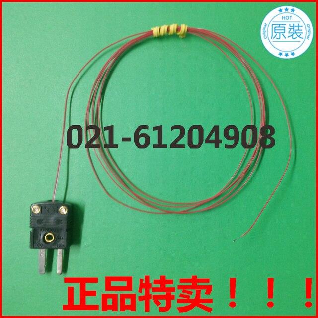 J type OMEGA temperature sensor test line thermocouple temperature ...
