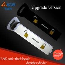 Бесплатная доставка, ключ S3 Handkey Eas Magnaetic Display Hook Detacher s3, ключ для замка безопасности, черный/белый цвет, можно выбрать