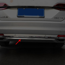 1pc for Phideon 2018 Rear bar trim Stainless steel decorate