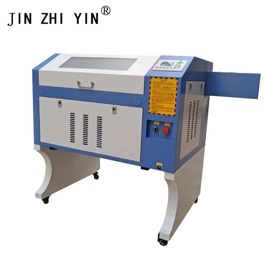 JIN ZHI YIN Mini Laser Engraver Cnc Router Diy Engraving Machine RUIDA 60W
