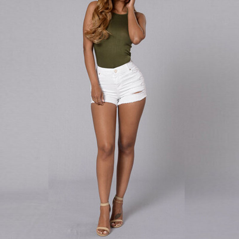 Compare Prices on White Womens Shorts- Online Shopping/Buy Low ...