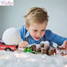 FENGRISE 1 Pack Instant Artificial Snow Fake for Slime Magic Snowflakes Festival Party Decor Christmas