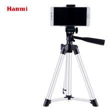 Hanmi мини-камера гибкий легкий штатив для телефона для iPhone samsung Xiaomi huawei смартфонов Аксессуары для камеры мобильного телефона