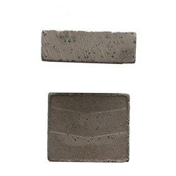 DS04 D1000mm Diamond Bladen voor Snijden Graniet Blok Scherpe Diamant Segmenten voor Steen 24*7.5/7.0/6.5 * 20mm Een Set 70PCS