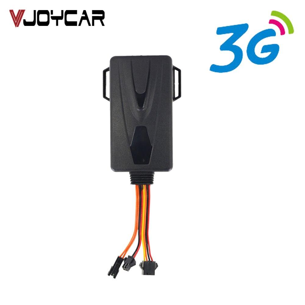 3G voiture GPS Tracker véhicule GPS suivi coupé carburant voix moniteur GPS voiture Tracker en temps réel dispositif de suivi alarme de choc APP gratuite