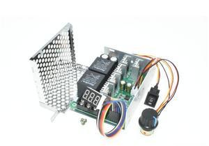 Image 2 - Digital Display 0~100% adjustable DC 10 50V 40A DC Motor Speed Controller PWM 12V 24V 48V 2000W MAX 60A Reversible
