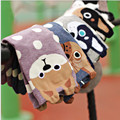 2015 New women lovely dogs Socks cute cartoon sox summer South Korean style Fashion Cotton Printing Tube Socks floor meias Socks