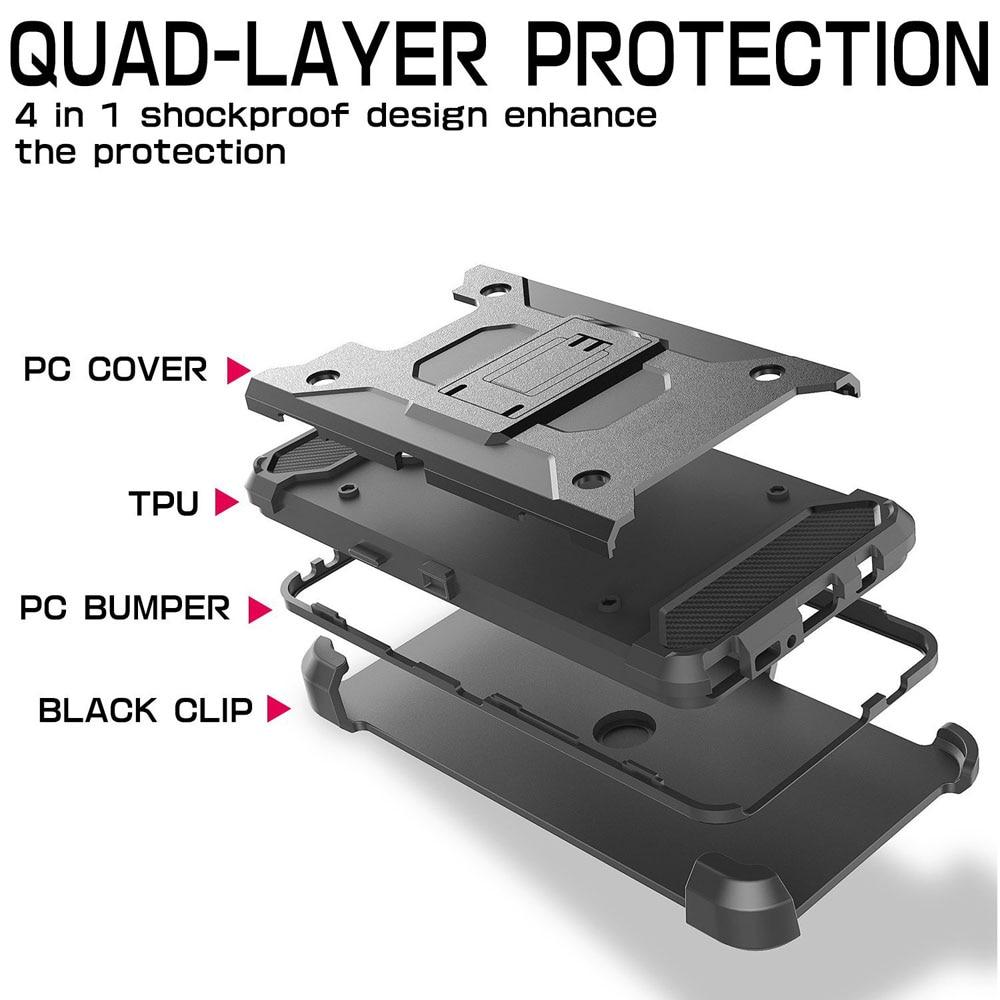 Ծանր պահեստային զենք ու զրահ Case Durable - Բջջային հեռախոսի պարագաներ և պահեստամասեր - Լուսանկար 6