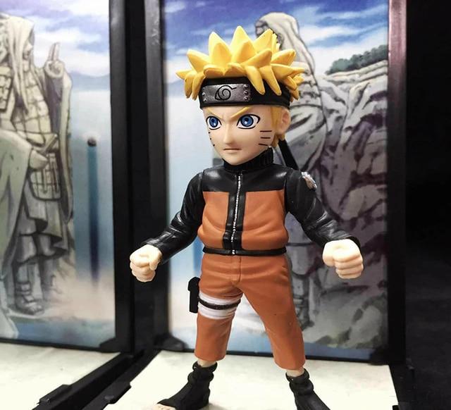 Naruto 2 Pcs. Set Action Figure