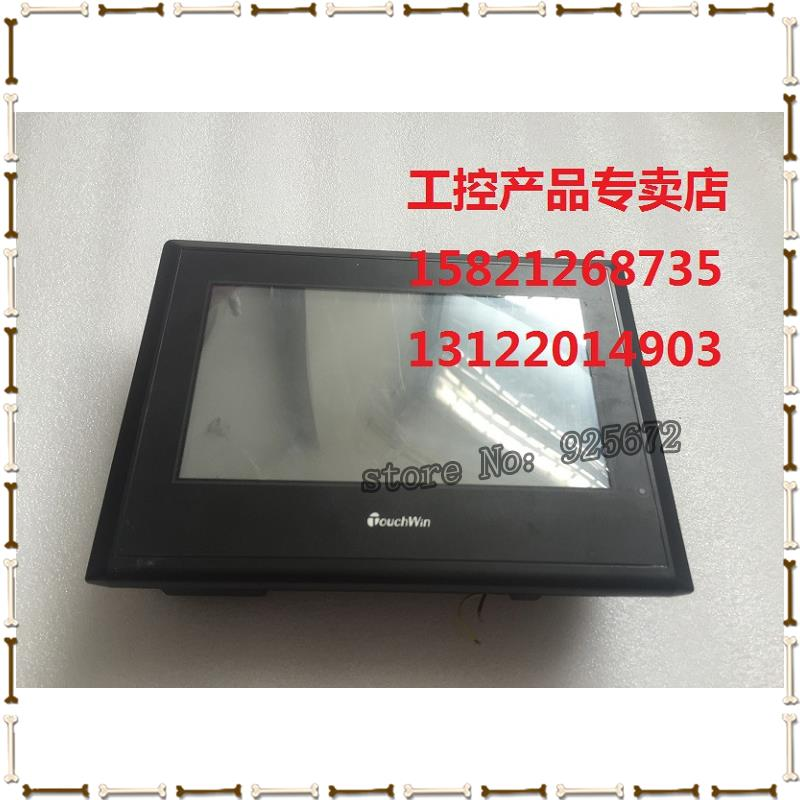 TouchWin letter jie touchscreen TH765 -n DC24V 4 w has good test package! th765 nu th765 n th765 mt
