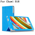 Ультратонкий 3-folding стенд PU кожаный чехол для CHUWI Hi8 8 дюймов планшет чехол, Артикул 013Z3A