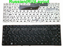"Nueva RU Teclado Ruso para SAMSUNG 300 Series 14.0 ""300E4A 300V4A NEGRO RU Teclados Portátiles"