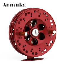 Anmuka XT120BF Alloy Ice Fishing Reel Fishing Vessel Wheel raft fishing tackle