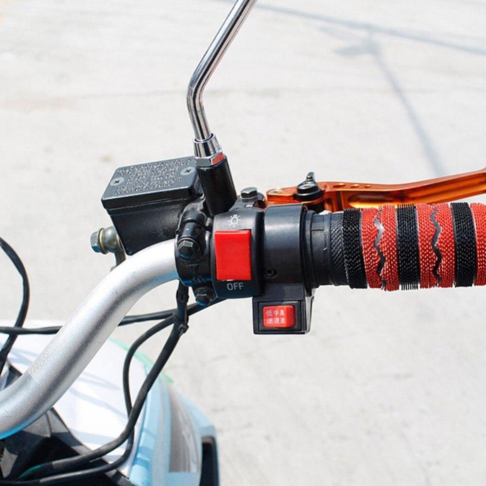 1 Pc Hot Saklar Lampu Sepeda Motor Untuk 7 8 Stang Dengan On Off Universal Switch Getsubject Aeproduct