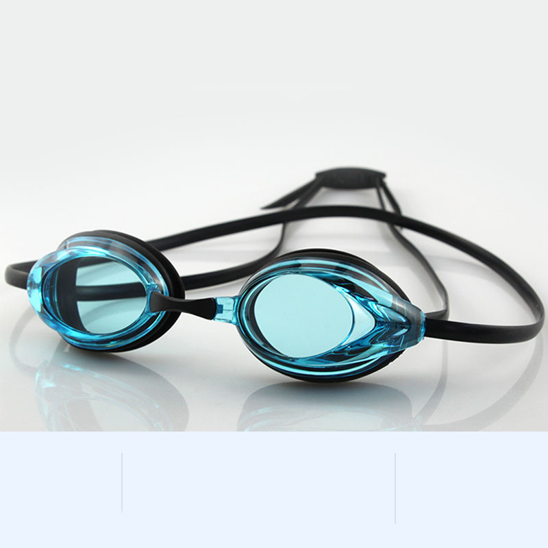 Swimming Goggles Men And Women Anti-Fog Professional Waterproof Silicone Arena Pool Swim Eyewear Adult Swimming Glasses(China)