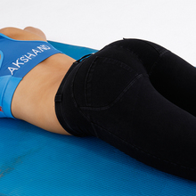AK's hand denim low waist long athlete compression garments scrunch butt leggins mujer push up legging fitness skinny yoga jeans