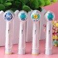 20 pcs Capa Para escova de Dentes Oral b Cabeças escova de Dentes Elétrica Dustproof Protetora de Manter Limpo