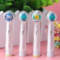 20pcs Electric Toothbrush Cover For Oral b Toothbrush Heads Protective Dustproof Keep Clean