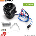 EPMAN - L/S LED Professional Car Fake Dump Electronic Turbo Blow Off Hooter Valve Sound Tool Kit EP-EBOVT04LED-FS