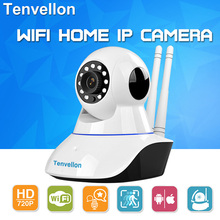 Surveillance Camera Wifi IP Camera Home Security Network CCTV Wireless CCTV camera Megapixel HD 720P Wireless Baby Monitor(China)